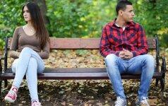 Štai kodėl tiek daug porų skiriasi ir vėl taikosi