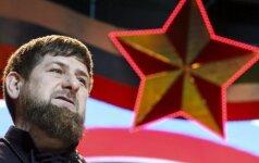 Čečėnijos vadovas Ramzanas Kadyrovas visą šalį mobilizavo jo katės paieškai