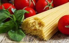 Nepamainomi makaronai – 8 receptai