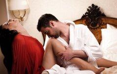 Teko rinktis tarp mylinčio vyro ir aistringo meilužio: sprendimo nesigailiu