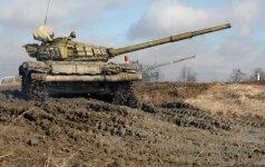 KAM: Lietuva atidžiai stebi Rusijos pratybas