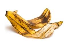 17 būdų, kaip namuose panaudoti bananų žievę