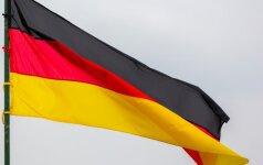Vokietijos verslo pasitikėjimas pasiekė aukščiausią lygį per dvejus metus