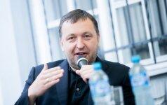 Palyginimų su V. Romanovu nusikratęs A. Guoga žada Vilniaus klubo biudžetą padidinti penkis kartus