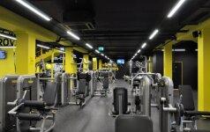 """Sostinėje duris atvėrė didžiausias ir moderniausias """"Lemon Gym"""""""