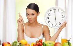 Laimėkite mitybos specialistės sudarytą asmeninį MITYBOS PLANĄ
