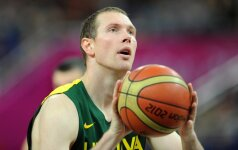 D.Songaila naują sezoną pradės Donecko komandoje