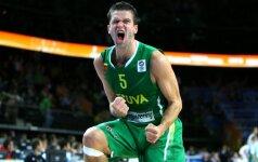 M. Kalnietis užtikrintai pateko tarp dešimties geriausių Europos metų krepšininkų