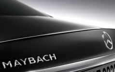 Mercedes-Maybach limuzinas