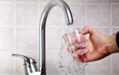 Kokias problemas gali sukelti kietas vanduo