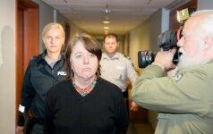 Prieš savo vyrą smurtavusi buvusi sinoptikė paleista teismo salėje: tai – pamoka mums abiems