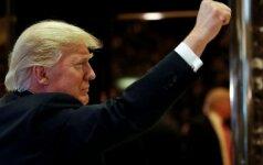 JAV Senatorius: Rusija mėgino kištis į JAV prezidento rinkimus