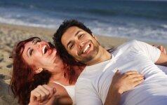 Aštuonios temos-tabu: gink Dieve, nejuokauk jomis su moterimis