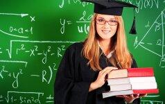 Ar magistro studijos gali atverti kelius į sėkmingą karjerą?