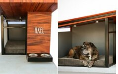 Sukurtas tobulas šuns namas: prabanga tiesiog žavi