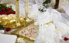 Dekoratorės patarimai, kaip papuošti stalą Valentino dienai