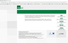 Sutriko Valstybinės mokesčių inspekcijos sistemos veikla
