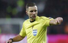 UEFA Čempionų lygoje debiutavęs G. Mažeika: lygis nuo A lygos skiriasi