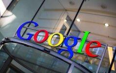 """Ramiojo vandenyno dugne """"Google"""" nutiesė kabelį"""