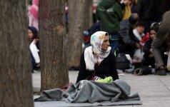 Dauguma pabėgėlių pabėgo iš Lietuvos: vieną bandė grąžinti, bet ir tas dingo