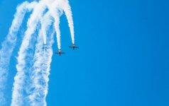 Aviacijos šventės 2015 akimirka