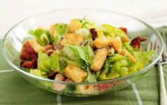 Tradicinės Cezario salotos