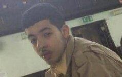Mančesterio teroristas skambino į Libiją likus 15 minučių iki sprogimo