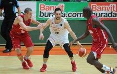 Turkijoje – dar vienerios rezultatyvios G. Oreliko rungtynės