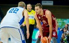 A. Labuckas su VEF komanda tapo Latvijos čempionais