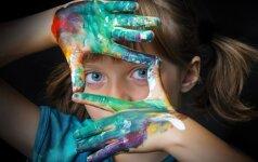 Kodėl vaikams yra būtini kūrybiški žaidimai?