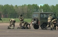 Minske baigėsi aštuntoji ginklų ir karo technikos paroda