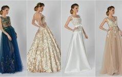 Ingos Miltienienės vestuvinės suknelės