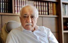 F. Gulenas: JAV neturėtų paklusti Turkijos prašymui jį išduoti