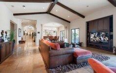 Įžymybės namai: pamatykite, kokioje prabangoje gyvena atlikėja Mariah Carey