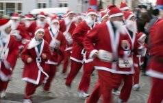 Kalėdiniai bėgimai aplink pasaulį