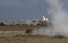 Izraelis penkiems europarlamentarams neleido apsilankyti Gazos Ruože