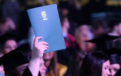 Lūžis jau įvyko: su aukštojo mokslo diplomu – į profkę