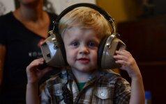 Neįprasta kūdikių mokyklėlė - naujausias mados klyksmas FOTO+APKLAUSA