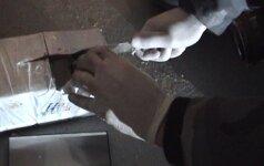 Šiaulių policija sulaikė 300 kg hašišo, gabento į Rusiją