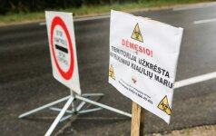 Planuojama atšaukti ekstremalią situaciją dėl AKM