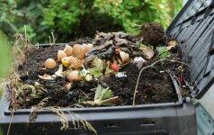 Ką verta žinoti, jei pradedate kompostuoti