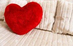 Kaip įrengti miegamąjį, kad jame liepsnotų meilė ir tvyrotų ramybė