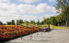 """""""Garden style"""": aplinkos kūrimo pamokos iš kaimynų latvių"""