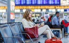 3 patarimai, kaip sutaupyti laiko oro uoste