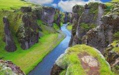Islandija — futbolo aistruolių širdis užkariavusi valstybė, kurioje nėra uodų