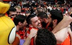 """Ispanijos čempionate vykusią Europos taurės finalo repeticiją laimėjo """"Valencia"""""""