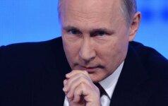 Du kartus nuodytas V. Putino priešas papasakojo, kaip pavyko išgyventi