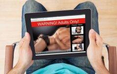 Pornografiniai filmai – ne tokie pavojingi vyresniems ir religingiems sutuoktiniams
