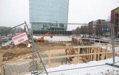 Paaiškėjo, kas kaltas dėl Vilniuje į Nerį išsiliejusių nuotekų