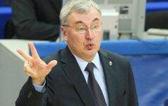 """J.Kazlauskas po pergalės Atėnuose: čia nebuvau laimėjęs nei su """"Žalgiriu"""", nei su """"Olympiacos"""" ekipa"""